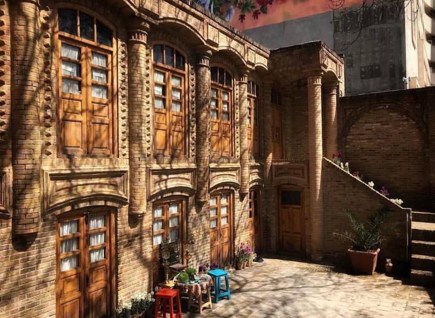 اماکن تاریخی شهر مقدس مشهد